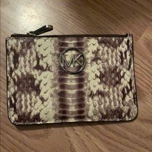 Michael Kors ID pouch